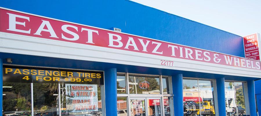East Bayz Building