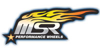 MSR Performance Wheels Logo